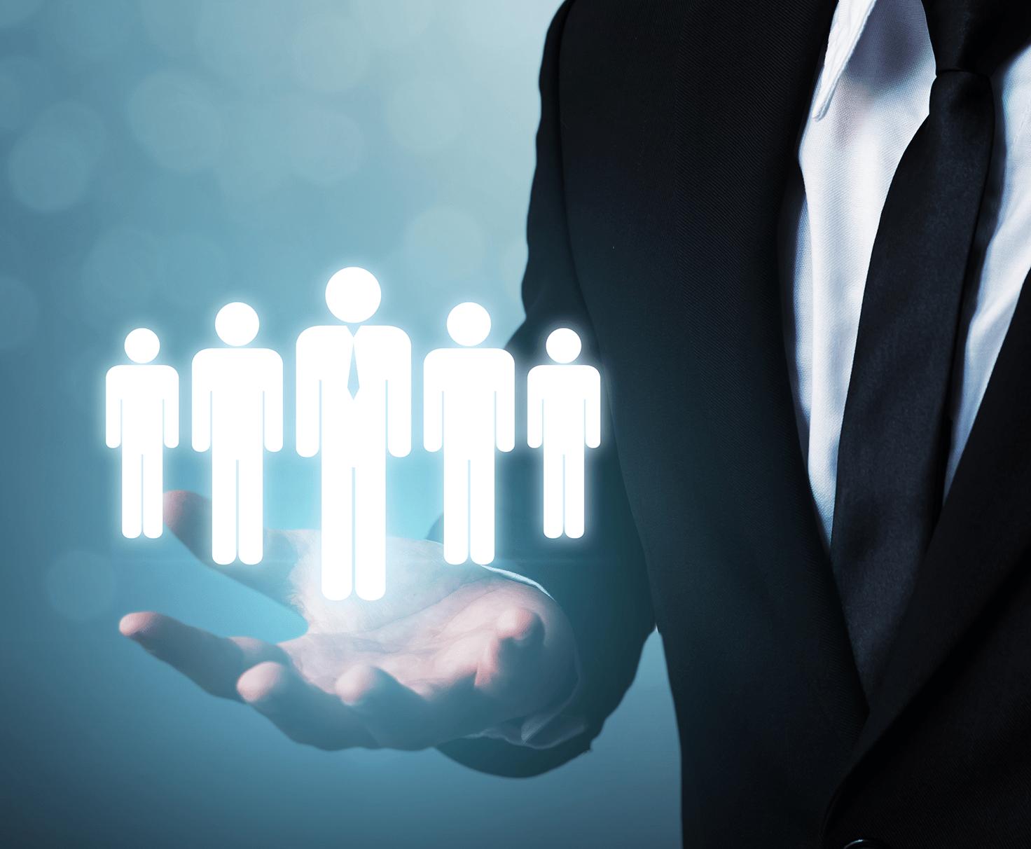 potansiyel müşteri kitlesi
