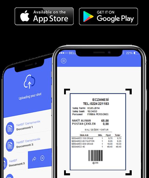 fatura işleme merkezi mobil uygualaması